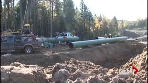 Quebec seeks injunction against Energy East Pipeline