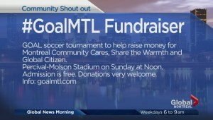 Community Events: #GOALMTL