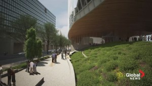 3D tour of the New Central Library