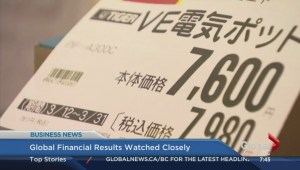 BIV: Global financial resutls watched closely
