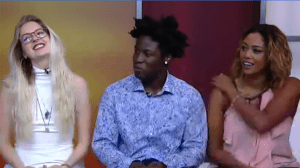 News headline quiz with Big Brother 3 contestants