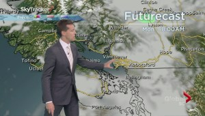 BC Evening Weather Forecast: Jun 11