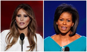 Melania Trump accused of plagiarizing Michelle Obama's speech at RNC