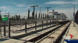 Drivers could face lengthy delays at LRT crossings in Kingsway area