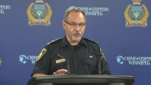 Four injured in explosion 'innocent parties': Winnipeg police