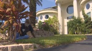 69-year-old forced to sleep on million dollar home's lawn after wife kicks him out