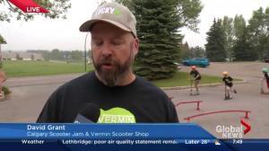 Calgary Scooter Jam
