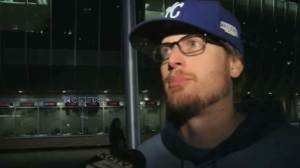 Royals fans react to game seven loss to Giants