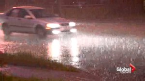Hydroplaning: What to do to avoid a collision