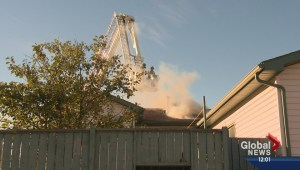 House fire in Rundle