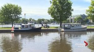 Quebec floods: Lac Saint-Louis water levels rising