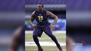 Vaudreuil's Justin Senior drafted by Seattle Seahawks