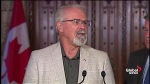 Gerry Ritz didn't get the answers 'he was hoping for' on NAFTA