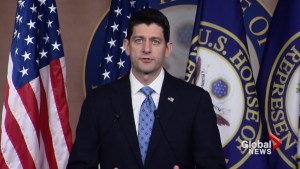 Paul Ryan calls on Gianforte to apologize to reporter he allegedly body slammed