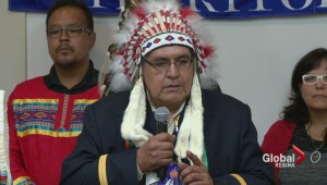 Onion Lake chief not budging when it comes to Transparency Act