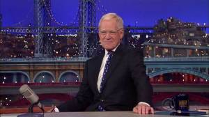 Letterman says final goodbye to Late Show