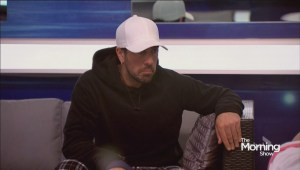 Bruno's surprise exit on Big Brother Canada
