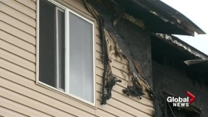 Airdrie man charged with arson after two alleged attempts to set his own house on fire