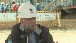 Former President Jimmy Carter sits down with Global News