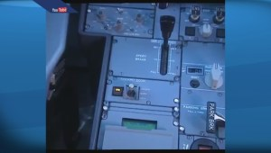 How could a pilot be locked out of cockpit?
