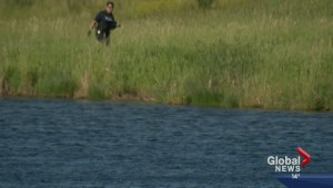 Body found in pond
