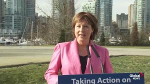 Presser: Christy Clark announces new B.C. real estate regulations