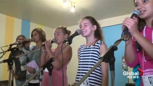 Lethbridge summer camp empowers young female rockers