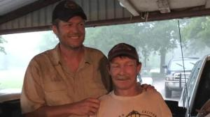 Country music star Blake Sheldon rescues Oklahoma man from flood