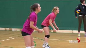 Saskatchewan Huskies women's volleyball team drops season opener to UBC