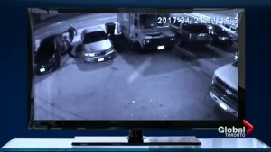 Police release video of fatal shooting of a Hamilton man in Toronto