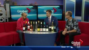 Gurvinder Bhatia pairs wine with Interstellar Rodeo artists