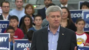 Stephen Harper: One in five Canadian jobs depends on exports