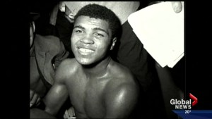 George Johnson Interview on Muhammad Ali