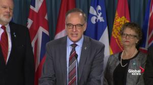 Liberal MP Rob Oliphant announces bill to prevent genetic discrimination