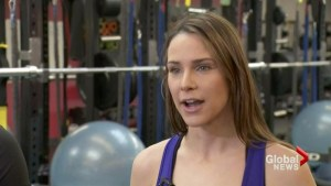 BC company develops non-stinky gym clothes