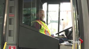 New protective shields for Coast Mountain bus drivers