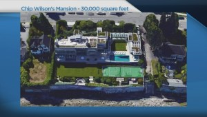 Just how big is West Vancouver's monster home?