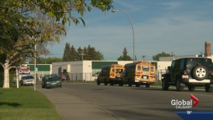 Calgary Board of Education responds to congregated bus stop controversy