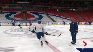 Edmonton Oilers prepare for Battle of Alberta, first regular season game at Rogers Place