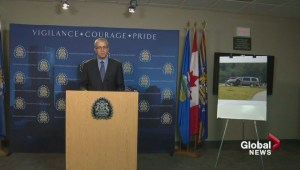RAW: Calgary police update Arbour Lake murder investigation