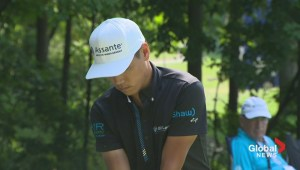 RBC Canadian Open: Rising golf star excited for opportunity to play in RBC Canadian Open
