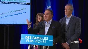CAQ predicts uncertain Quebec economy with Trump presidency