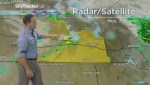 Severe thunderstorm watch for southern Manitoba