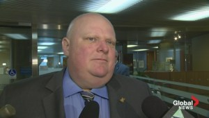 Rob Ford an apparent target of Via Rail terror suspects