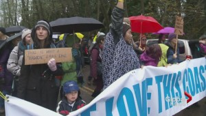 First Nations group opposes Kinder Morgan pipeline