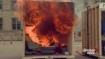 Demo at University of Saskatchewan shows dangers of dorm fires