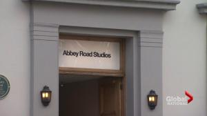 A new peek inside Abbey Road