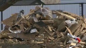 Year in Review: new Carmangay, Alta. home demolished