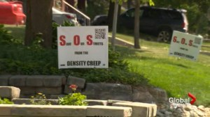 Toronto's Density Creep Neighborhood Alliance criticized on social media