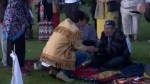 Trudeau, Liberal MPs observe National Aboriginal Day in sunrise ceremony